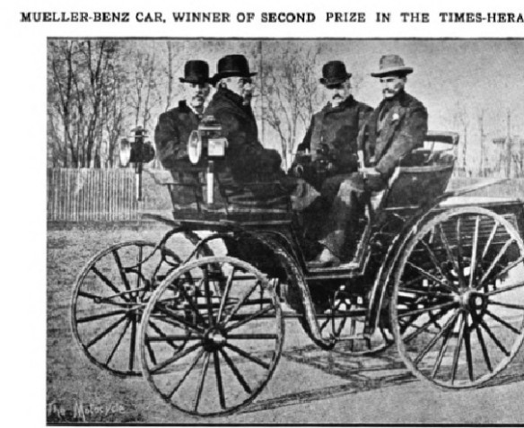 1895 Chicago Mueller Benz